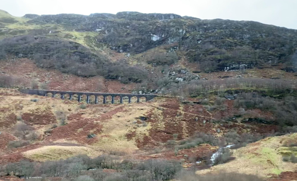 West Highland Line Track